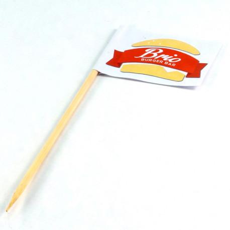 Palillos Bandera 120