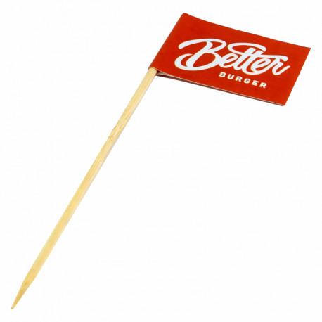 Palillos Bandera 150