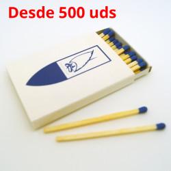 Caja de Cerillas Club